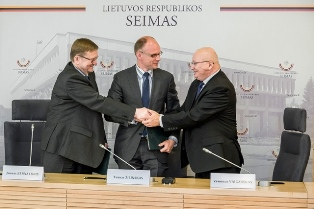 Lithuania launches new initiative against vote-buying before elections