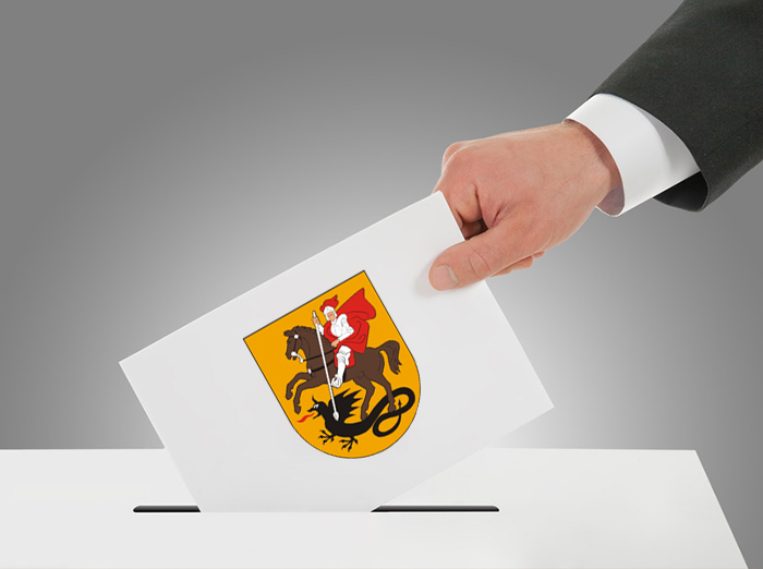 The new Elections to municipal councillor - mayor in Marijampolė − September 10th