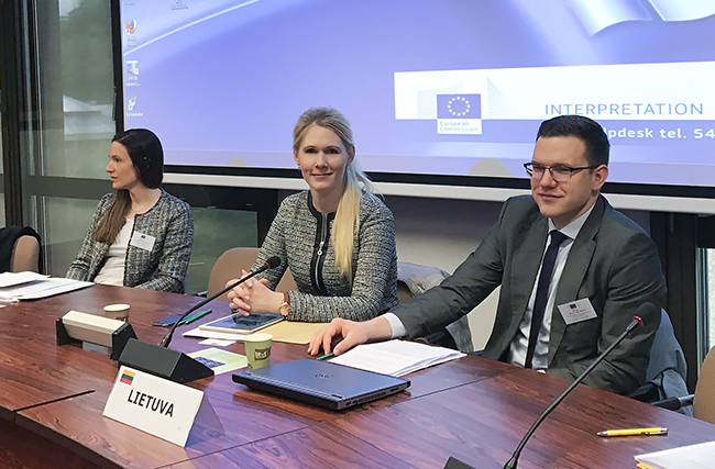 European Commission - Event on Democratic Participation and Electoral Matters