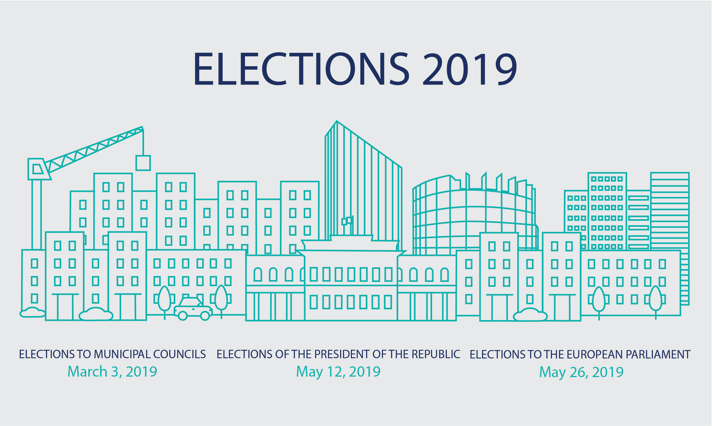 The forthcoming elections in 2019