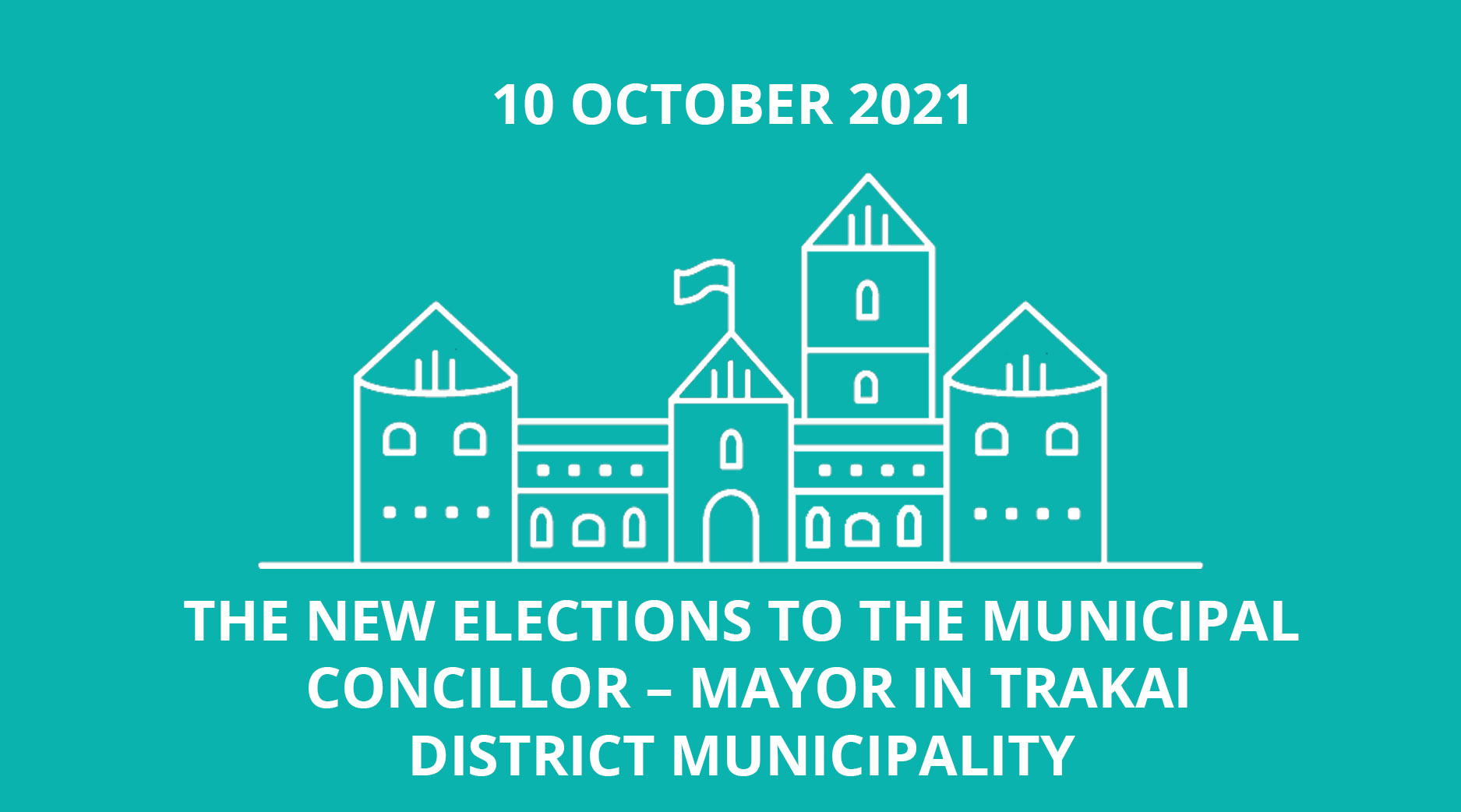 The new Elections to the municipal concillor - mayor